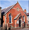 NY3649 : Dalston Methodist Church - March 2018 by The Carlisle Kid