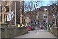 NT2273 : Bridge near Roseburn Park, Edinburgh by Jim Barton