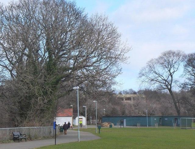 Roseburn Park, Edinburgh