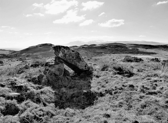 Bicker's Houses Chambered Cairn - Isle of Bute