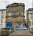 NM8530 : Old Oban Times building by Gerald England