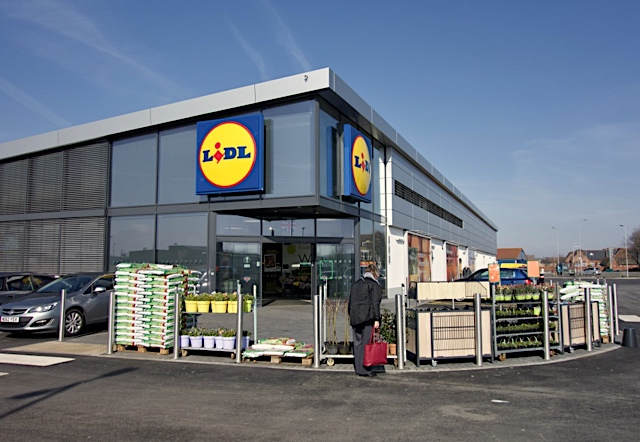 New Lidl, Hull