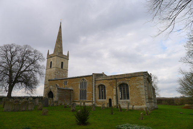 Church of St Edmund, Egleton