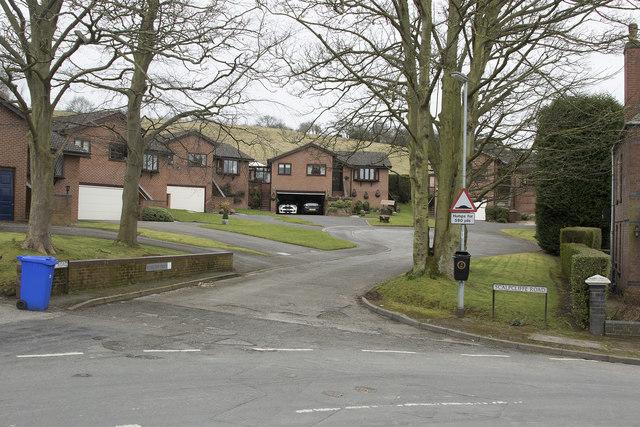 Scalpcliffe Road Corner