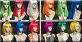 TQ3187 : Wigs for sale, Stroud Green : Week 12