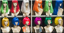 TQ3187 : Wigs for sale, Stroud Green by Julian Osley