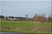 SX9688 : Water Tower, Topsham by N Chadwick
