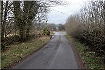 NX7168 : Junction at Parton Mill Bridge on the A713 by Alan Reid