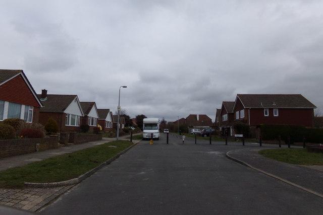 Downland Road (Blocked)