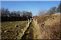 TA0510 : Path leading to Barnetby le Wold by Ian S