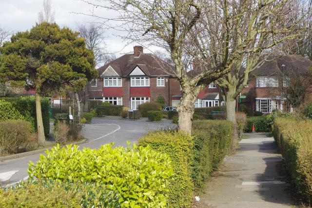 Kinlet Road, Shrewsbury Park Estate