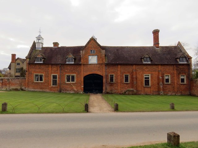 The former stables at Packwood House