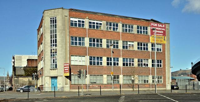 Nos 44-46 Corporation Street, Belfast (March 2018)
