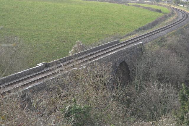 Railway Viaduct, Dartmouth Steam Railway