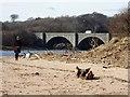 NJ9409 : Bridge of Don by Stanley Howe