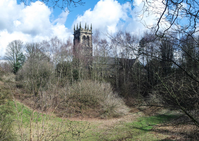 St Mary's Parish Church, Lymm
