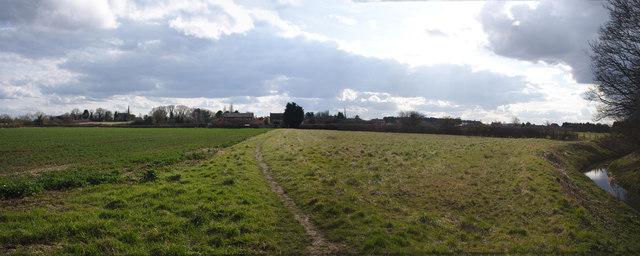 An ancient landscape