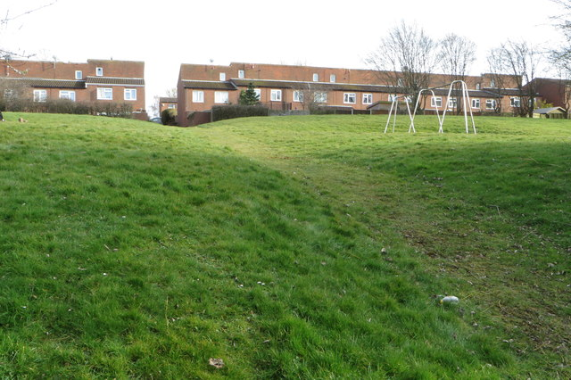 Playground behind Turnmill Avenue