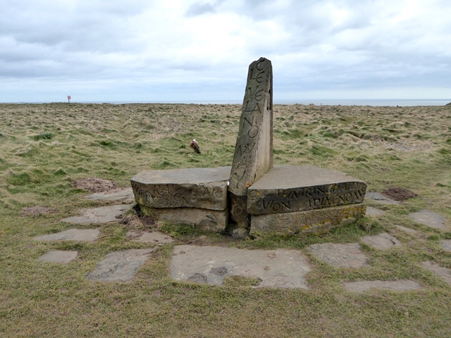 Start of the Cleveland Way
