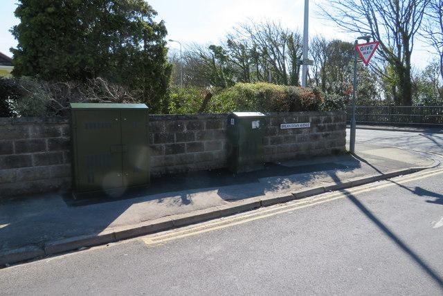 Telecommunication street boxes