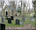 TG2008 : View across the Jewish burial ground by Evelyn Simak