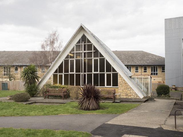 Chase Farm Hospital Chapel, The Ridgeway, Enfield, Mx EN2