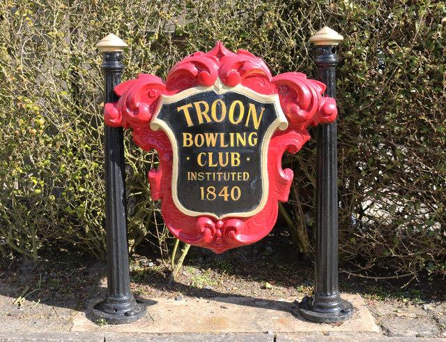 Troon Bowling Club