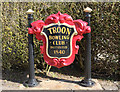 NS3230 : Troon Bowling Club by Billy McCrorie
