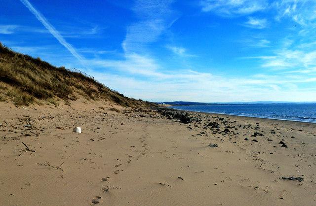 Ardeer Beach North Ayrshire