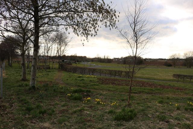 Monkton & Prestwick New Cemetery