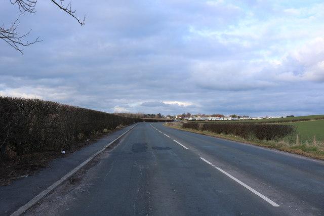 Kilmarnock Road, Monkton