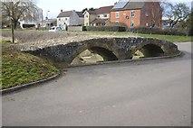 TF0940 : The ancient bridge by Bob Harvey