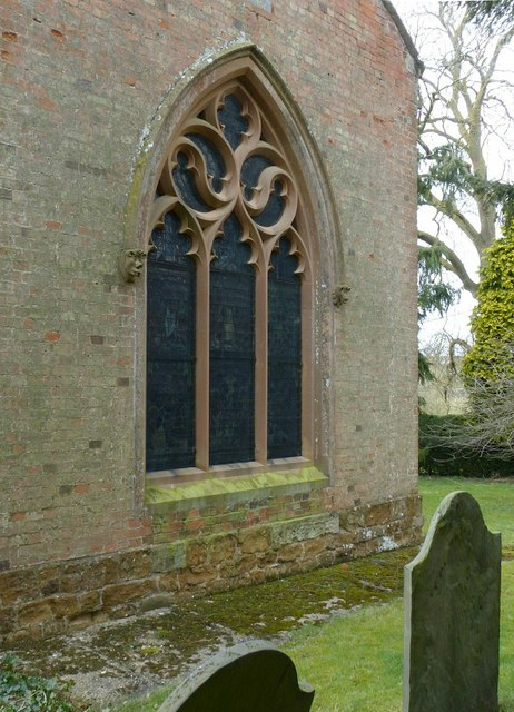 Church of All Saints, Beeby