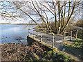 SE2824 : Ardsley Reservoir: principal inlet (1) by Stephen Craven