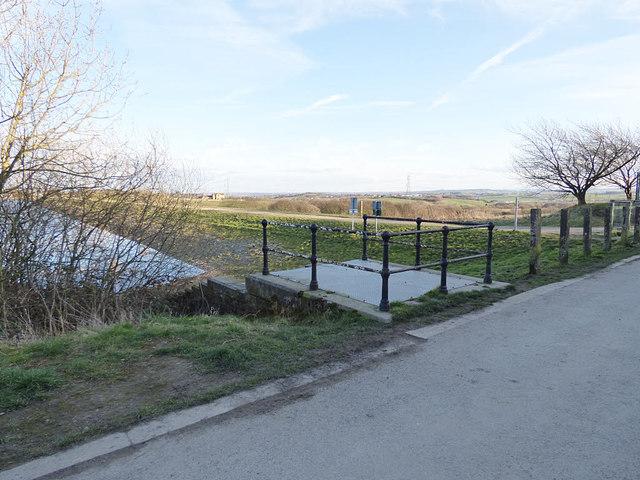 Ardsley Reservoir: secondary inlet (1)