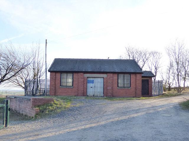 Ardsley Reservoir: inlet treatment works