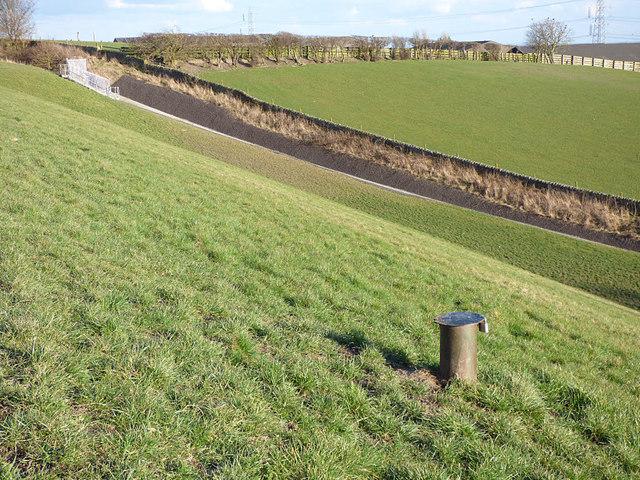 Ardsley Reservoir: piezometer