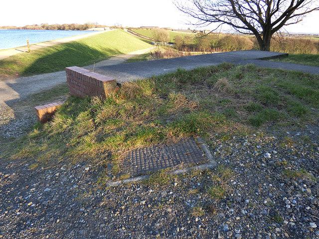 Ardsley Reservoir: water meter