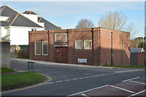 SX9265 : A former Electricity building, Babbacombe by N Chadwick