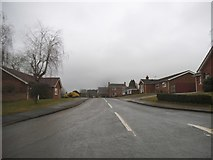 TL8786 : Harefield Road, Croxton by David Howard