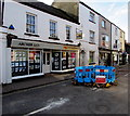 SO3700 : Archer & Co office and Monmouthshire Building Society agency, 25 Bridge Street, Usk by Jaggery