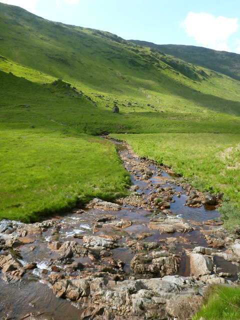 The start of the Coladoir River