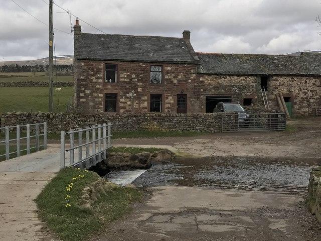 Milburn Grange, Cumbria