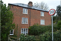 SX9788 : House on Bridge Hill by N Chadwick