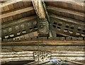 SK6910 : Church of St John the Baptist, South Croxton by Alan Murray-Rust