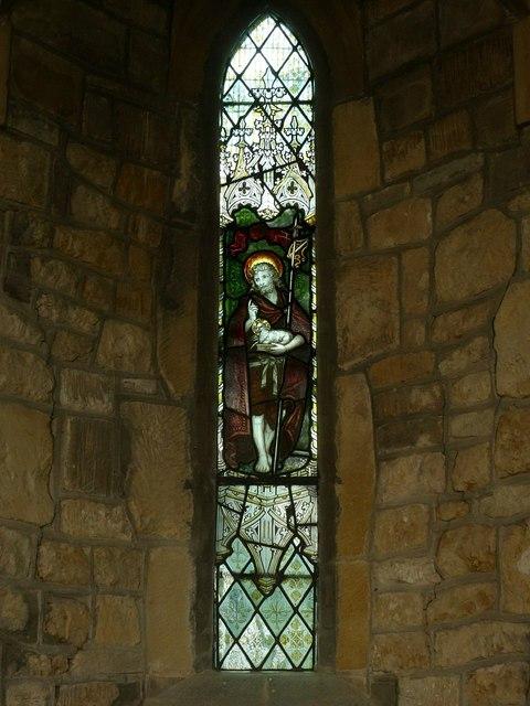 Church of St John the Baptist, South Croxton