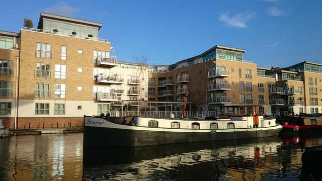 Brentford Lock Basin