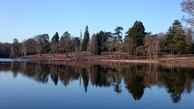 Obelisk Pond, Windsor Great Park