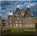 TQ3882 : Clock Mill, Three Mills, Bromley-by-Bow by Julian Osley