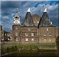 TQ3882 : Clock Mill, Three Mills, Bromley-by-Bow : Week 13